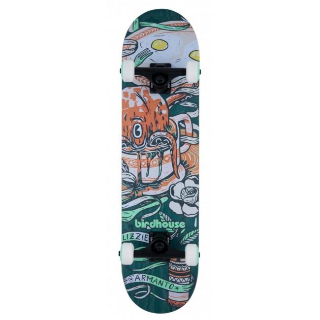 Birdhouse Stage 3 Skateboard Armanto Favourites Green 7.75
