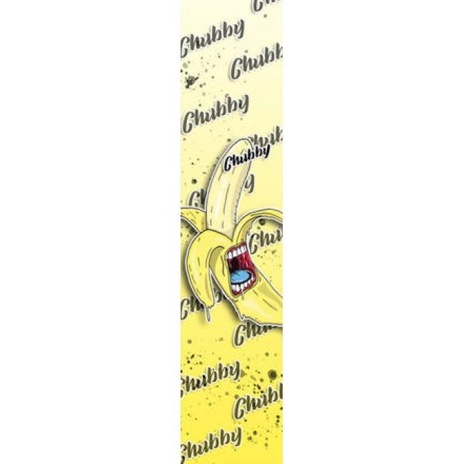 Chubby Banana Split Scooter Griptape