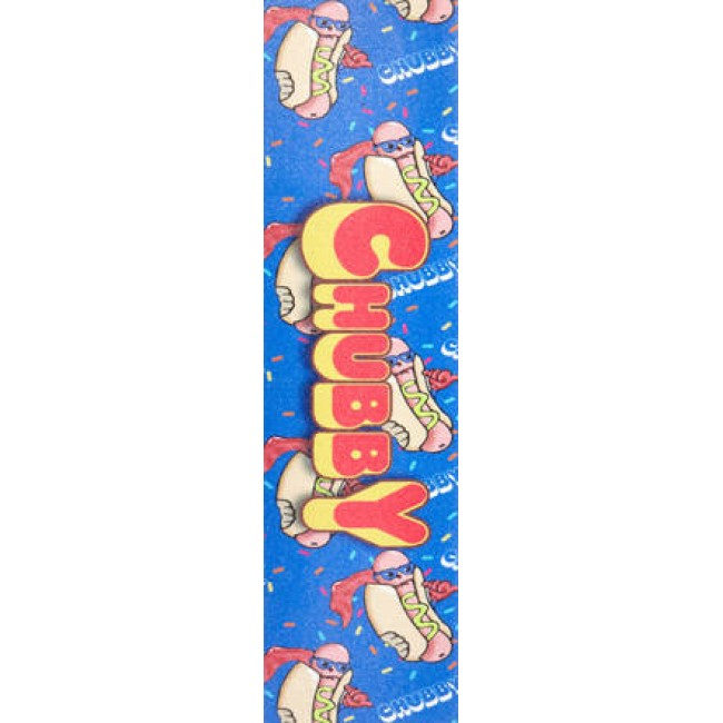 Chubby Hot Dog Scooter Griptape
