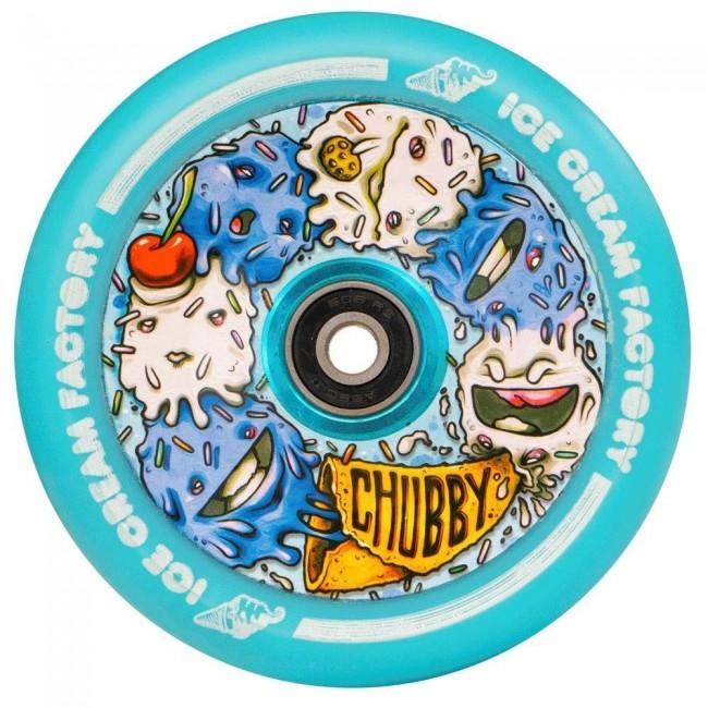 Chubby Ice Cream Scooter Wheels 110mm