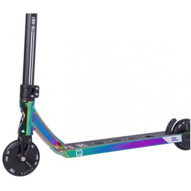 Core SL1 Complete Stunt Scooter Neochrome