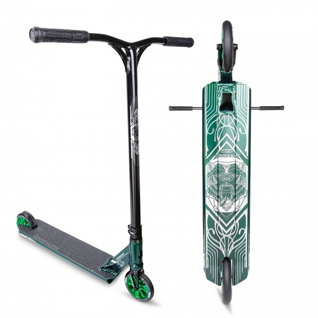 Lucky Covenant Pro Stunt Scooter Emerald 2021
