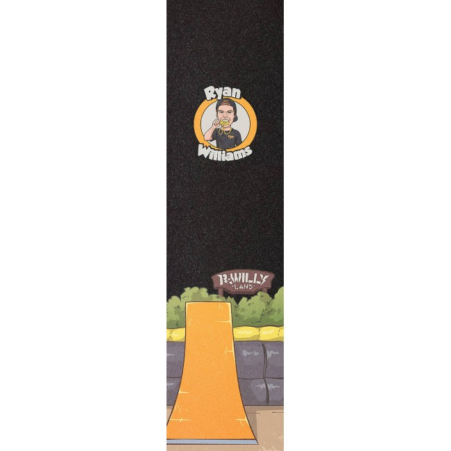Figz XL Ryan Williams V2 Scooter Grip Tape