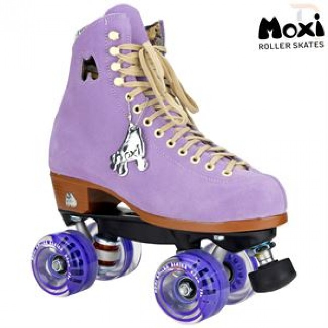 Moxi Lolly Lilac Quad Roller Skates