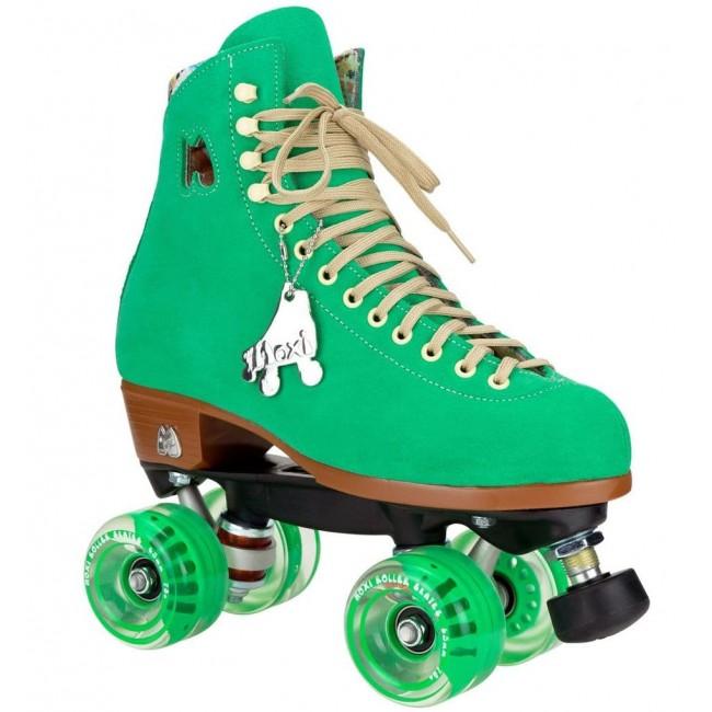 Moxi Lolly Apple Green Quad Roller Skates