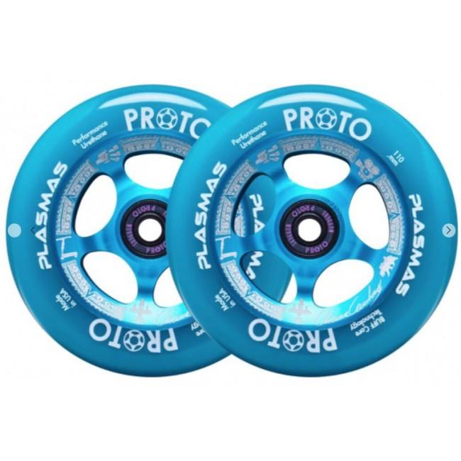Proto Plasma Chema Cardenas Scooter Wheels 2 Pack