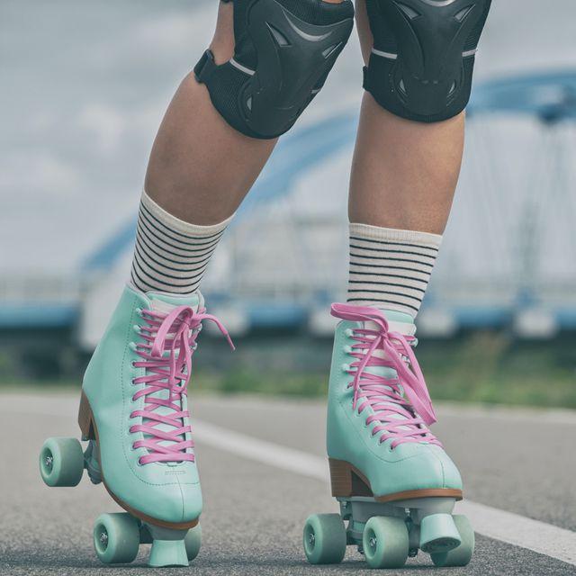 Roller Skates Banner