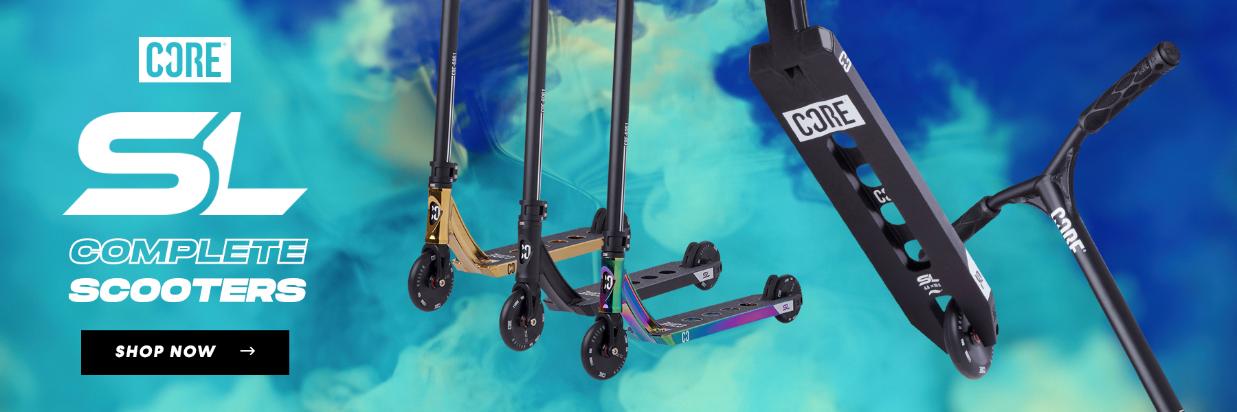 Core SL1 Stunt Scooters