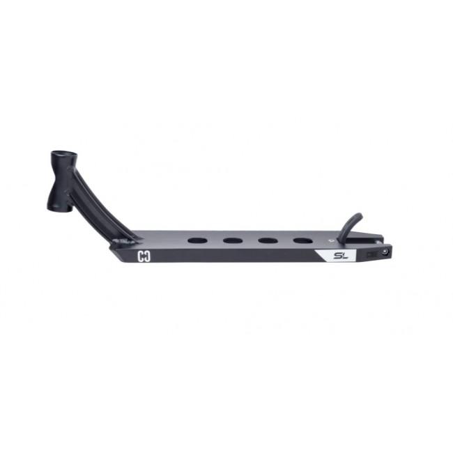 Core SL1 Scooter Deck Black 19.5 x 4.5