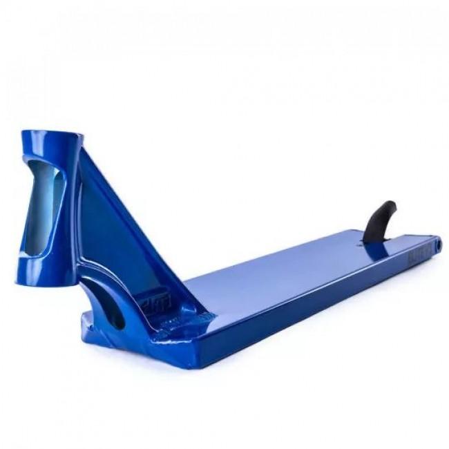 Elite Supreme V3 Scooter Deck Translucent Blue
