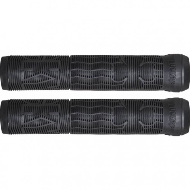Lucky Vice Scooter Grips Black 2.0