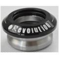 Revolution - Integrated - Black  + £19.95