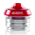 Apex - Integrated - Red  + £39.95