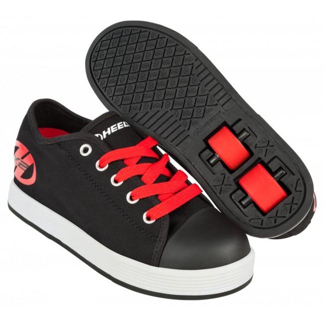 Heelys Fresh X2 Black/Red