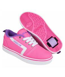 Heelys GR8 Pro Pink/White/Lilac
