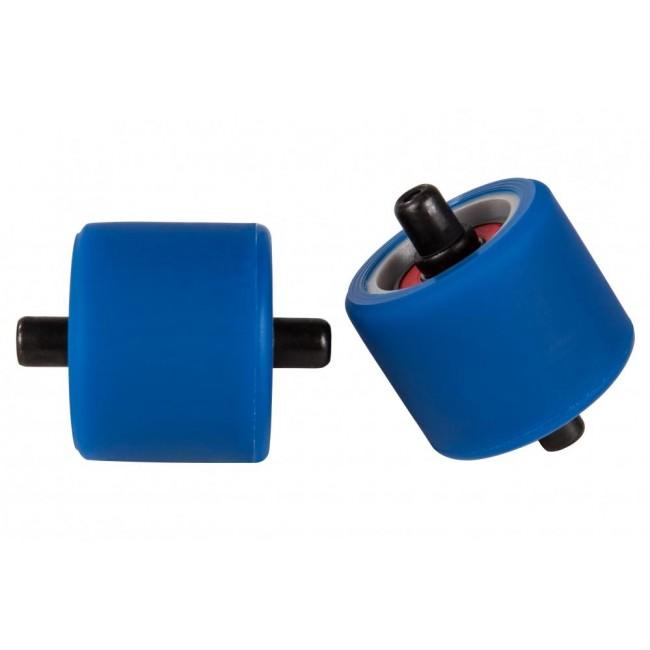 Heelys Fats Wheels ABEC 5 Blue Small