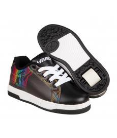 Heelys Buccaneer Black Shoe Laces