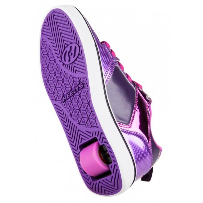 Heelys Motion Plus Puple/Pink Shimmer/Grape