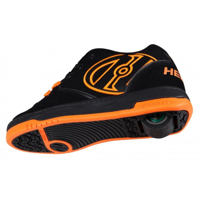 Heelys Propel 2.0 Black/Orange