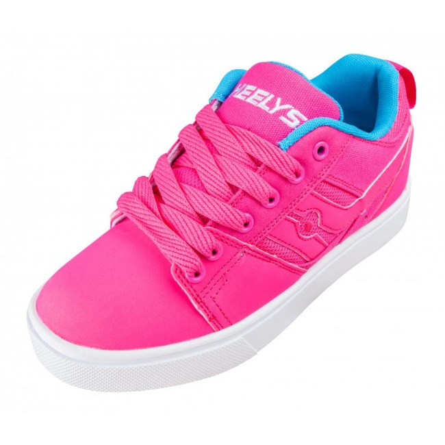 Heelys Racer 20 Hot Pink/Light Blue