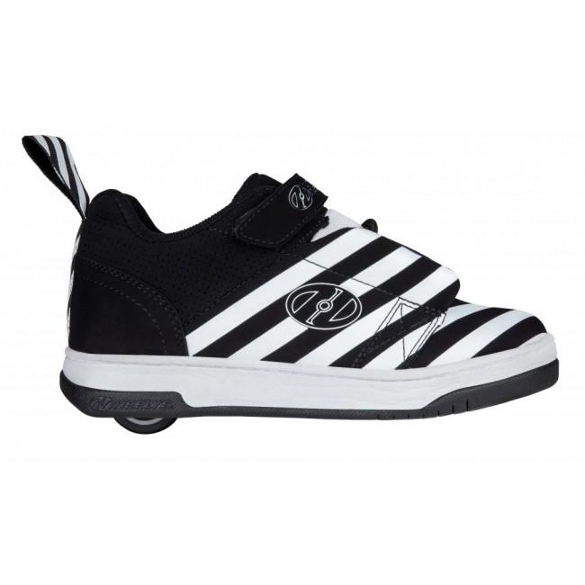 Heelys Rift Black/White/Stripe