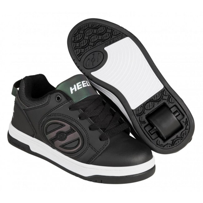 Heelys Voyager Black/Reflective Black