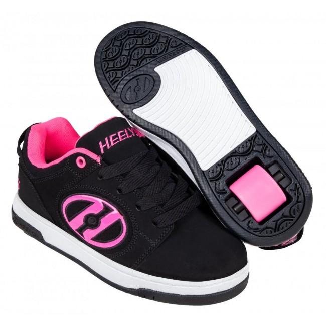 Heelys Voyager Black/Pink