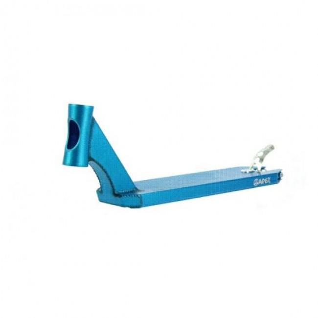 Apex Pro Scooter Deck Blue 600mm