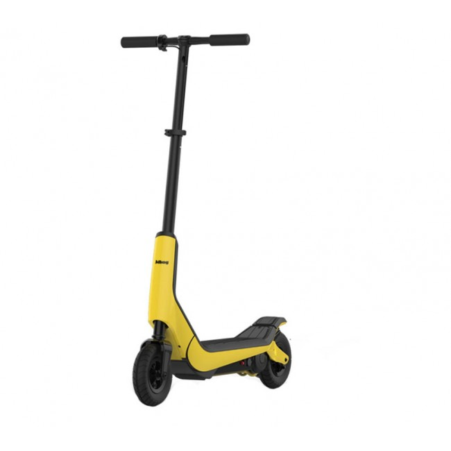 JD Bug Sports Series E Scooter Yellow