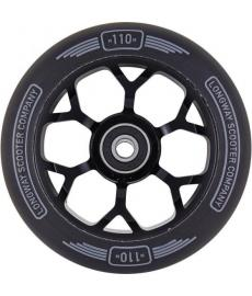 Longway Precinct Scooter Wheel Black 110mm