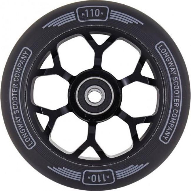 Longway Precinct Scooter Wheel Black 110mm