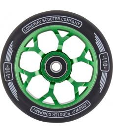 Longway Precinct Scooter Wheel Green 110mm