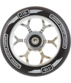 Longway Precinct Scooter Wheel Chrome 110mm