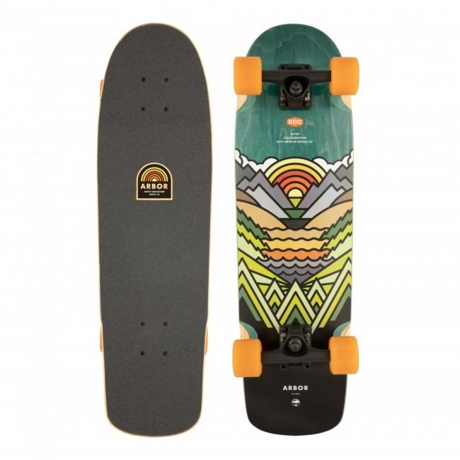 Arbor Artist Pilsner Cruiser Skateboard 28.75