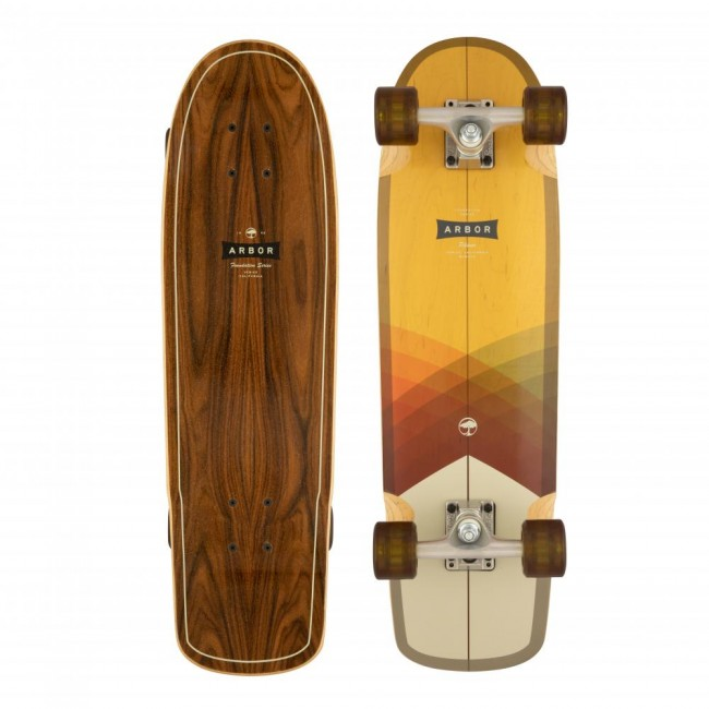 Arbor Foundation Pilsner Cruiser Skateboard 28.75