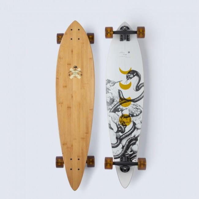 Arbor Bamboo Fish Cruiser Skateboard 37