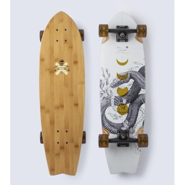 Arbor Bamboo Sizzler Cruiser Skateboard 30.5