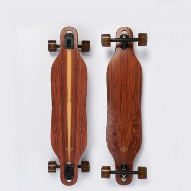 Arbor Flagship Axis Cruiser Skateboard 37