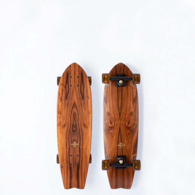 Arbor Flagship Sizzler Cruiser Skateboard 30.5
