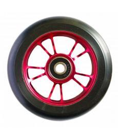 Blunt 10 Spoke Scooter Wheel Red 100mm