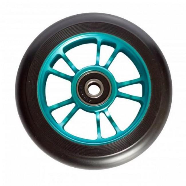 Blunt 10 Spoke Scooter Wheel Teal 100mm