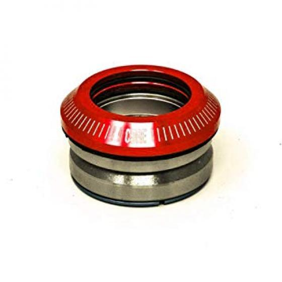 Core Dash Integrated Headset Red