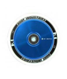 Root Industries Air Wheel White Blue 110mm