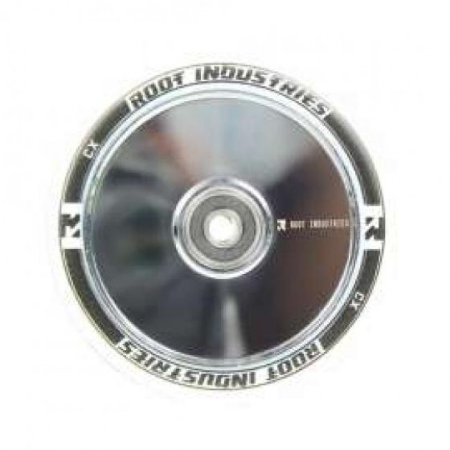 Root Industries Air Wheel White Mirror 110mm