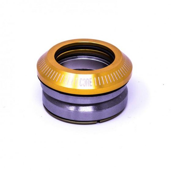 Core Dash Integrated Headset Gold