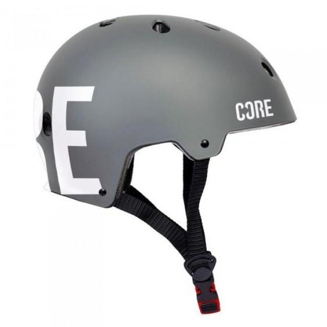 Core Street Scooter Helmet Grey