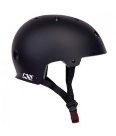 Core Basic Scooter Helmet Black L/XL