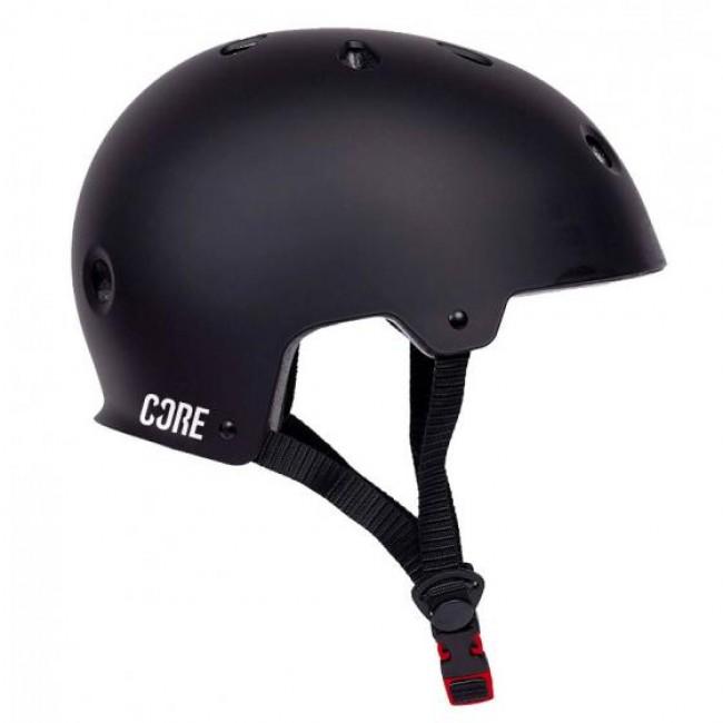 Core Basic Scooter Helmet Black