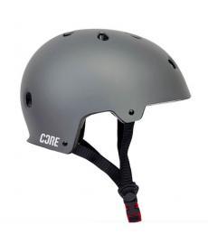 Core Basic Scooter Helmet Grey L/XL
