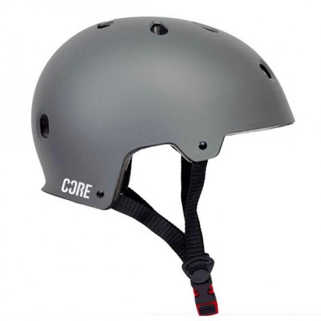 Core Basic Scooter Helmet Grey